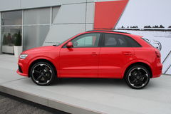 Audi RS Q3 Stock Image