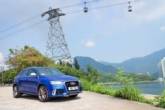 Audi RS Q3 2014 Stock Photos