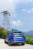 Audi RS Q3 2014 Stock Image