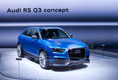Audi RS Q3 Royalty Free Stock Image