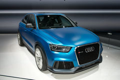 Audi RS Q3 Concept Royalty Free Stock Images