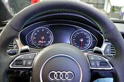 Audi RS3 Royalty Free Stock Photography