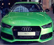 Audi RS7 Royalty Free Stock Images