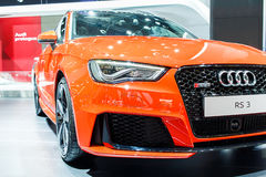 Audi RS3 Royalty Free Stock Images