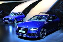 Audi RS7 Royalty Free Stock Photos