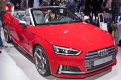 Audi S5 Stock Foto