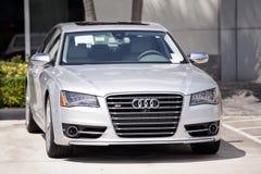 2014 Audi S8 Stock Afbeeldingen