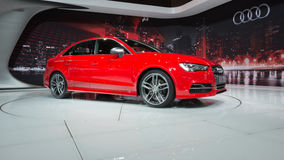 2014 Audi S3 Στοκ εικόνες με δικαίωμα ελεύθερης χρήσης
