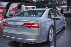 Audi S8 Royalty-vrije Stock Afbeelding