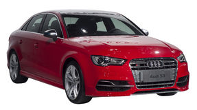 Audi S3 Obraz Stock