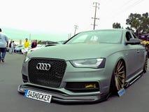 Audi S4 Stockbild