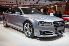 Audi S8 Stock Photo