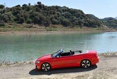 Audi S5 Cabrio Stock Photos