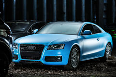 Audi S5 Coupe tuning Stock Photo