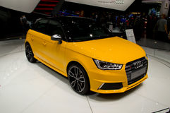 Audi S1 Geneva 2014 Royalty Free Stock Photo