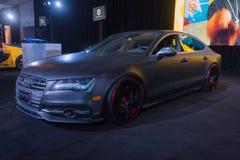 Audi S7 Royalty Free Stock Photo