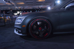 Audi S7 Royalty Free Stock Photography