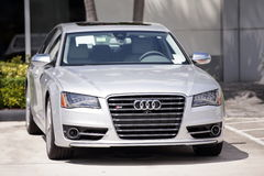 2014 Audi S8 Stock Images