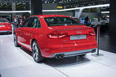 Audi S4 Royalty Free Stock Photography