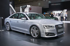 Audi S8 Royalty Free Stock Image