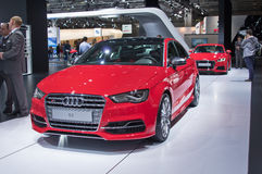 Audi S3 Stock Photo
