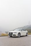 Audi S3 Sedan 2014 Model Royalty Free Stock Photo