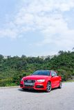 Audi S3 Sport Seden 2014 Stock Photography