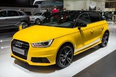 Audi S1 Sportback car Stock Images