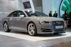 Audi S8 Stock Photos