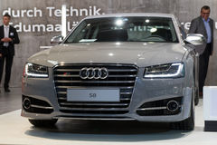 Audi S8 Royalty Free Stock Photo