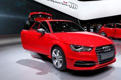 Audi S3 Royalty Free Stock Images