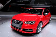 Audi S3 Photographie stock