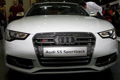 Audi S5 Sportback Fotografia Stock