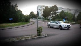 Audi samochód obrazy stock