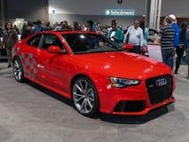 Audi Show Car Stock Image