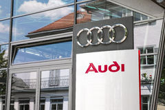 Audi Stock Photography