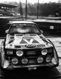 AUDI sport QUATTRO S1 Zdjęcie Royalty Free