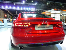 Audi Sportback Stock Images
