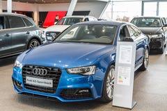 Audi A5 Sportback Stock Photo