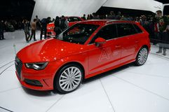 Audi A3 Sportback Stock Photos