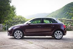 Audi A1 Sportback 2012 Royalty Free Stock Photo