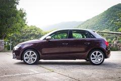 Audi A1 Sportback 2012 Royalty Free Stock Photo