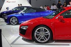 Audi-Sportwagen Lizenzfreies Stockfoto