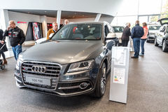 Audi SQ5 TDI Royalty Free Stock Photos
