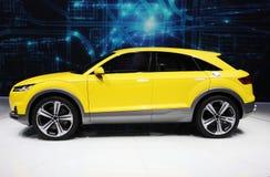 Audi Suv Stock Image