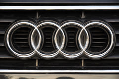 Audi symbol Stock Photography