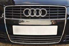 Audi symbol Royalty Free Stock Photography