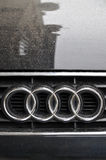Audi symbol Royalty Free Stock Photography
