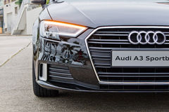 Audi A3 1.4T 2016 Drive Day Royalty Free Stock Image