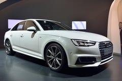 Audi A4 3.0 TDI quattro car Stock Photo